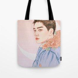 evening sky [d.o. kyungsoo exo] Tote Bag