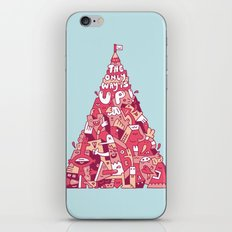 The Only Way is Up! iPhone & iPod Skin