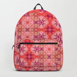 Digital Patchwork Inspiration Backpack