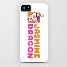 Jasmine Dragon  iPhone Case