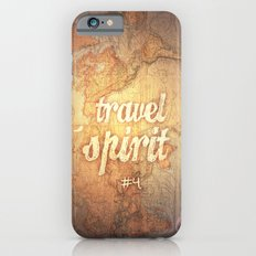 Travel Spirit #4 Slim Case iPhone 6s