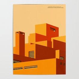 [INDEPENDENT] DADES HOTEL - FARAOUI & DE MAZIERES Poster