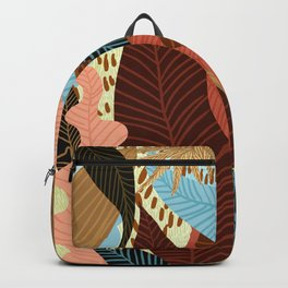Earthy Forest Backpack