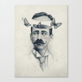 Disorientation Canvas Print
