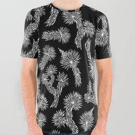 Joshua Tree Pattern by CREYES All Over Graphic Tee