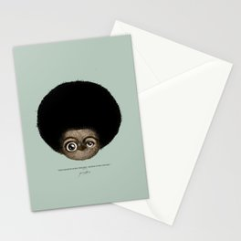 """I am no longer accepting the ... (Angela Y. Davis) Stationery Cards"