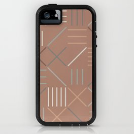 Geometric Shapes 07 iPhone Case