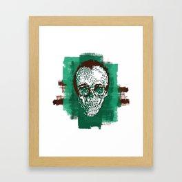 Keith POSTportrait Framed Art Print