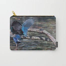 Swamphen (Purple Gallinules) Carry-All Pouch