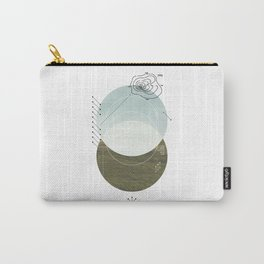 Topographic 01 Carry-All Pouch