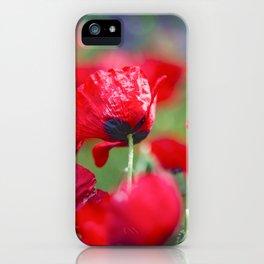 Field of lovee iPhone Case