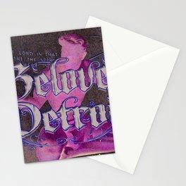 Beloved Detroit Spirit Stationery Cards