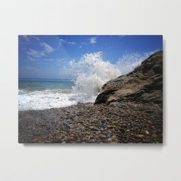 Leo Carrillo Metal Print