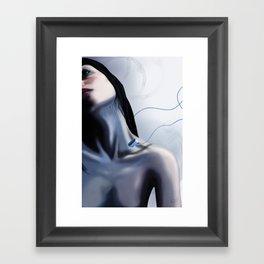 Charge Framed Art Print