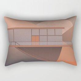 Canyon House Rectangular Pillow