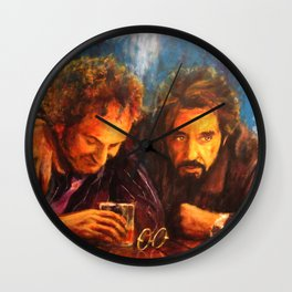 Carlito's Way Wall Clock