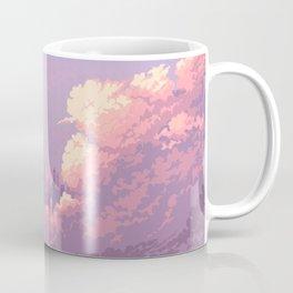 Pastel Castle Coffee Mug