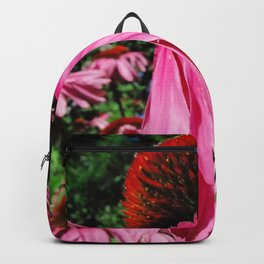 Fuchsia Fields Backpack