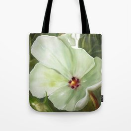 Flower One Tote Bag