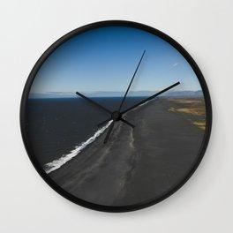 Dyrholaey Wall Clock