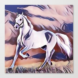 The American Paint Horse Canvas Print