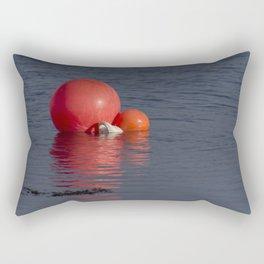Bright Buff Rectangular Pillow