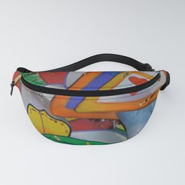 The White Rabbit Fanny Pack