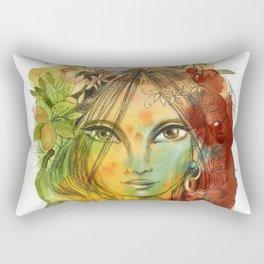 Persephone Rectangular Pillow