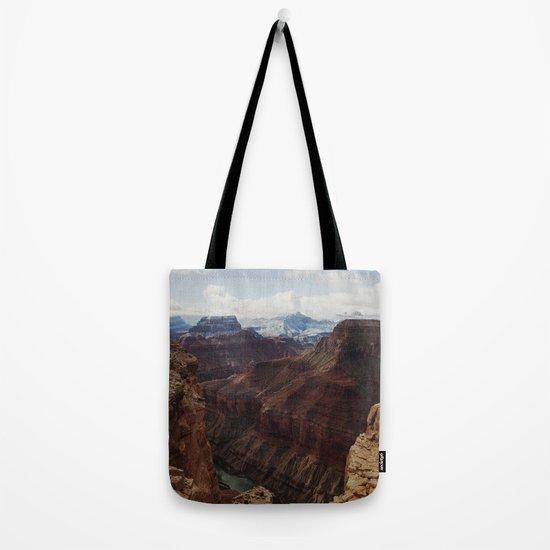 Marble Canyon Tote Bag