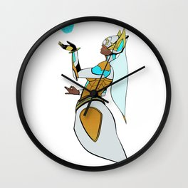 Symm Wall Clock