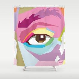 Lewis ICU Shower Curtain