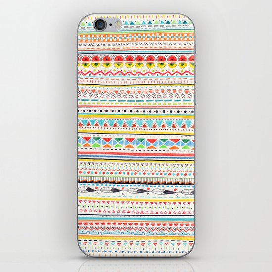 Pattern No.2 iPhone & iPod Skin