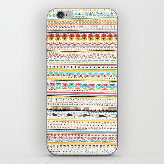 Pattern No.2 iPhone Skin