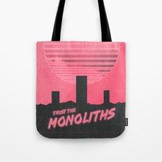 Monolithic Trust Tote Bag