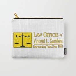Law Officer Carry-All Pouch