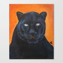 Bagheera Canvas Print