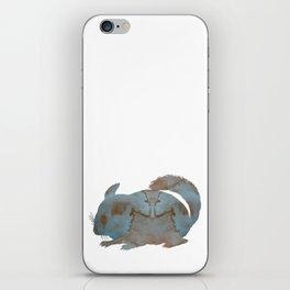 Chinchilla iPhone Skin