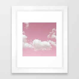 Sweetheart Sky Framed Art Print
