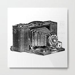 Camera 2 Metal Print