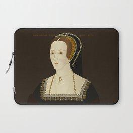 Anne Bolyen illustration Laptop Sleeve