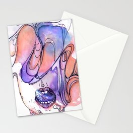 Dirty Thoughts Stationery Cards