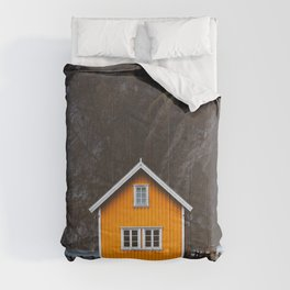 Yellow Cabin Comforters