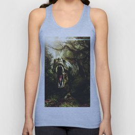 The Jurassic Era Unisex Tank Top