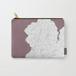 La Vie en Rose (pink) Carry-All Pouch
