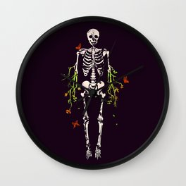 Dead is dead Wall Clock