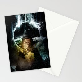 Thunder child Stationery Cards