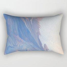 New Ice Light One Rectangular Pillow