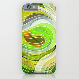 So Everything Is Created Imperfect Woodland Waters iPhone Case