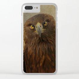 I dare you Clear iPhone Case