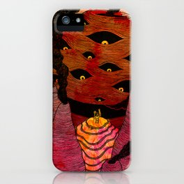 The Pestilence iPhone Case